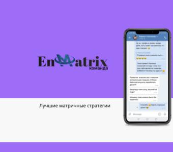 Что такое EnMatrix и как заработать деньги в интернете?